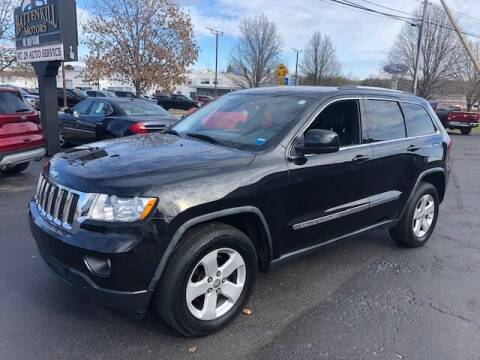 2011 Jeep Grand Cherokee for sale at BATTENKILL MOTORS in Greenwich NY