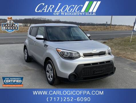 2014 Kia Soul for sale at Car Logic in Wrightsville PA