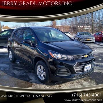 2019 Chevrolet Trax for sale at JERRY GRADL MOTORS INC in North Tonawanda NY