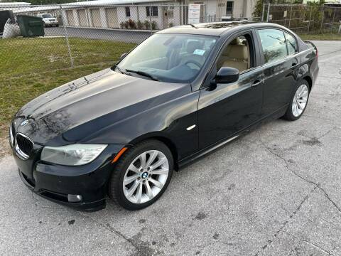 2011 BMW 3 Series for sale at Ultimate Autos of Tampa Bay LLC in Largo FL