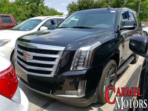 2016 Cadillac Escalade for sale at Carmel Motors in Indianapolis IN