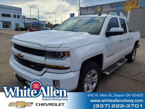 2018 Chevrolet Silverado 1500 for sale at WHITE-ALLEN CHEVROLET in Dayton OH