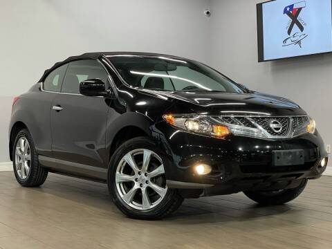 2014 Nissan Murano CrossCabriolet for sale at TX Auto Group in Houston TX