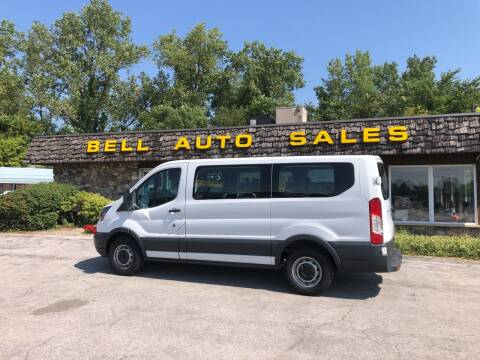 2015 Ford Transit Passenger for sale at BELL AUTO & TRUCK SALES in Fort Wayne IN