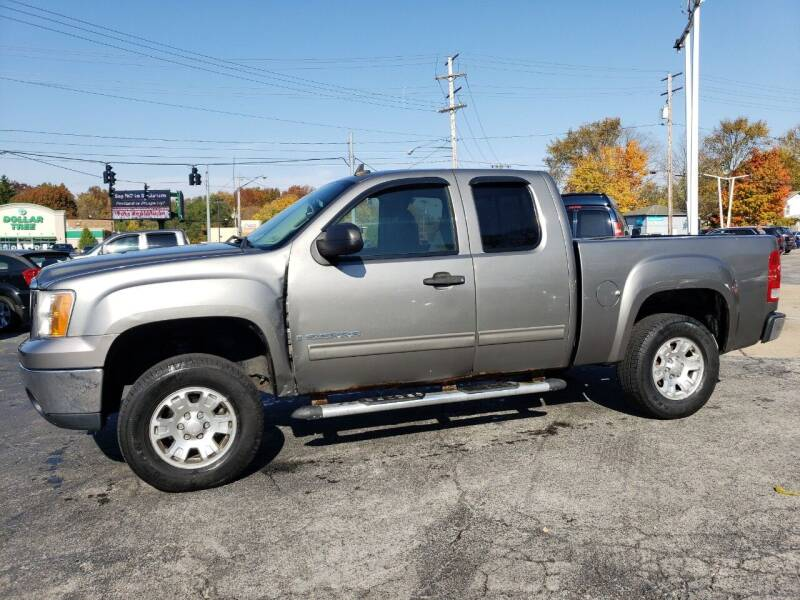2008 GMC Sierra 1500 for sale at COLONIAL AUTO SALES in North Lima OH