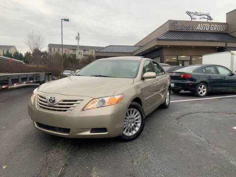 2007 Toyota Camry for sale at FASTRAX AUTO GROUP in Lawrenceburg KY