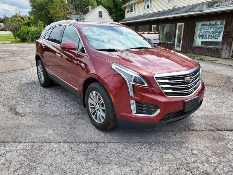 2017 Cadillac XT5 for sale at Motor House in Alden NY