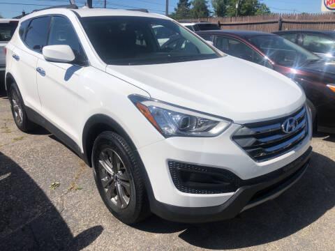 2014 Hyundai Santa Fe Sport for sale at SuperBuy Auto Sales Inc in Avenel NJ