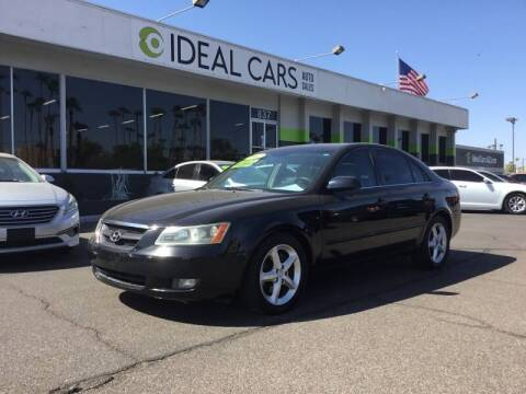 2007 Hyundai Sonata for sale at Ideal Cars in Mesa AZ