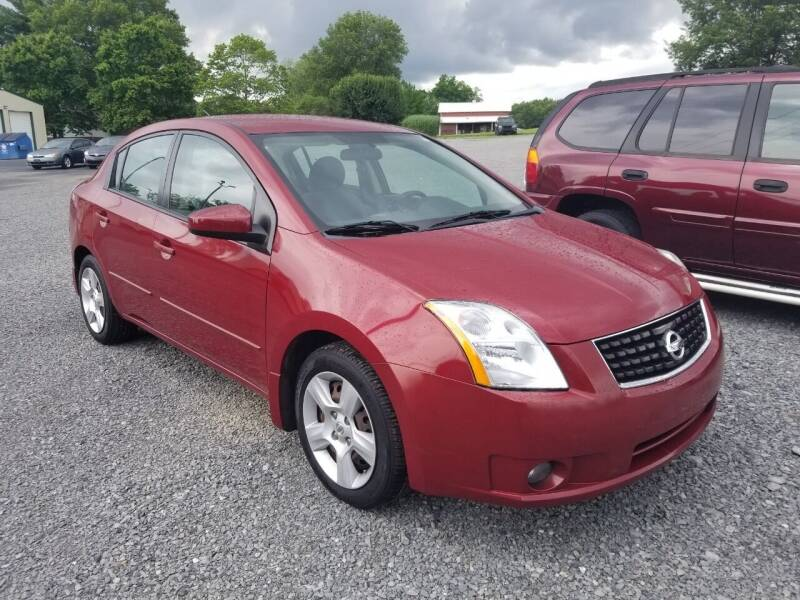 2008 Nissan Sentra for sale at Ridgeway's Auto Sales - Buy Here Pay Here in West Frankfort IL