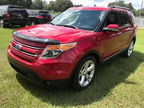 2011 Ford Explorer for sale at MISSION AUTOMOTIVE ENTERPRISES in Plant City FL