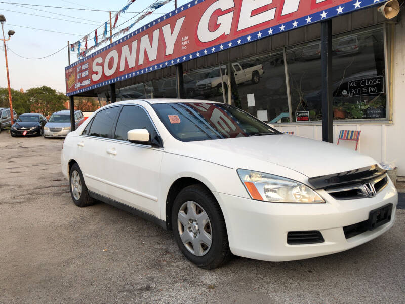 2006 Honda Accord for sale at Sonny Gerber Auto Sales in Omaha NE