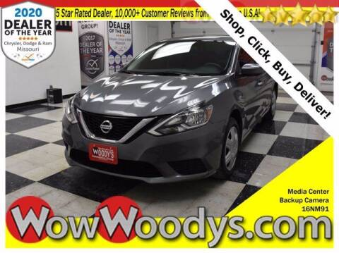 2016 Nissan Sentra for sale at WOODY'S AUTOMOTIVE GROUP in Chillicothe MO