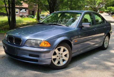 2000 BMW 3 Series for sale at JR AUTO SALES in Candia NH