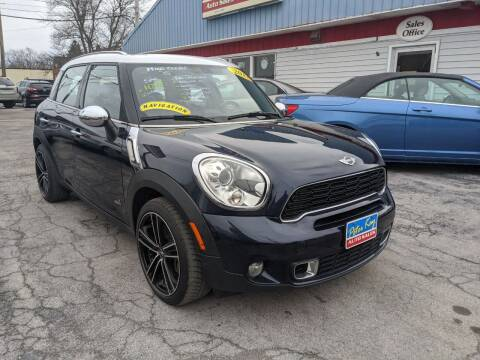 2012 MINI Cooper Countryman for sale at Peter Kay Auto Sales in Alden NY