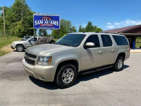 2007 Chevrolet Suburban for sale at Sam Adams Motors in Cedar Springs MI