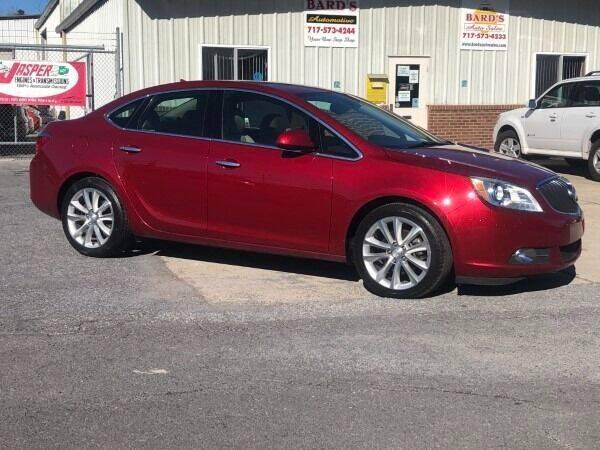 2013 Buick Verano for sale at BARD'S AUTO SALES in Needmore PA