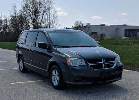 2012 Dodge Grand Caravan for sale at Budget City Auto Sales LLC in Racine WI