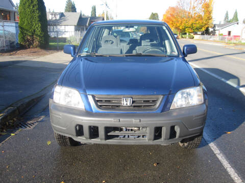 1998 Honda CR-V for sale at All About Cars in Marysville-Washington State WA