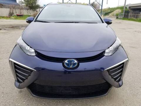 2016 Toyota Mirai for sale at Approved Autos in Bakersfield CA