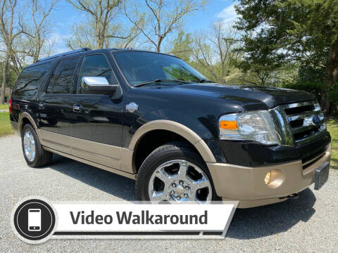 2014 Ford Expedition EL for sale at Byron Thomas Auto Sales, Inc. in Scotland Neck NC