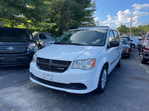 2015 RAM C/V for sale at Top Quality Auto Sales in Westport MA