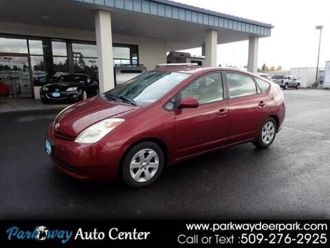 2005 Toyota Prius for sale at PARKWAY AUTO CENTER AND RV in Deer Park WA