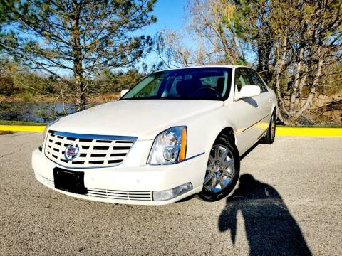 2010 Cadillac DTS for sale at Excalibur Auto Sales in Palatine IL