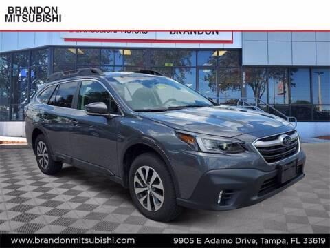 2020 Subaru Outback for sale at Brandon Mitsubishi in Tampa FL