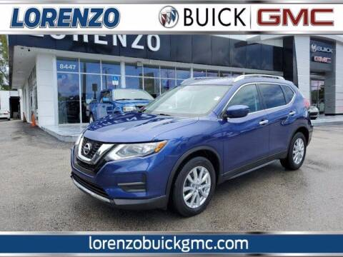 2017 Nissan Rogue for sale at Lorenzo Buick GMC in Miami FL