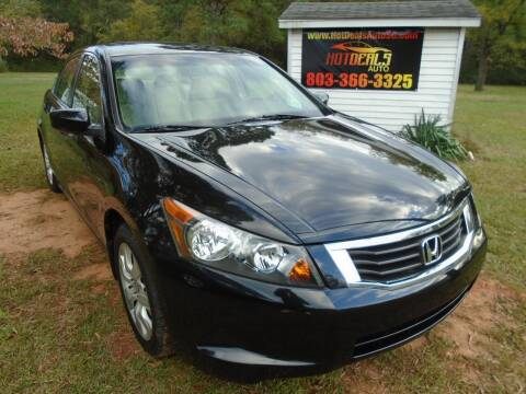 2008 Honda Accord for sale at Hot Deals Auto LLC in Rock Hill SC