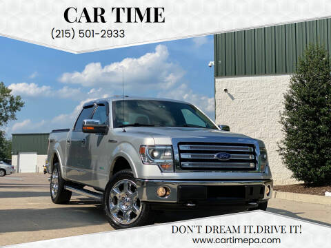 2014 Ford F-150 for sale at Car Time in Philadelphia PA