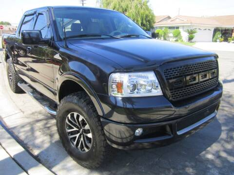 2004 Ford F-150 for sale at SoCal Motors in Los Alamitos CA
