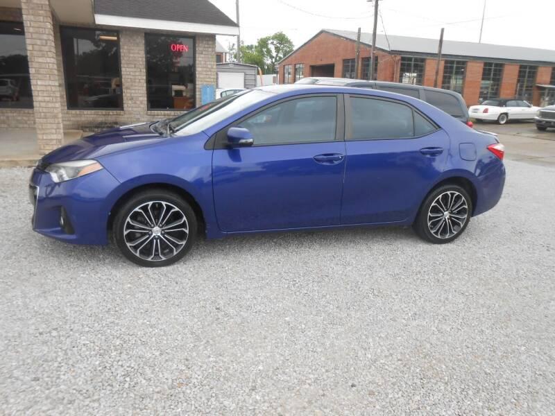 2014 Toyota Corolla for sale at RANDY'S AUTO SALES in Oakdale LA