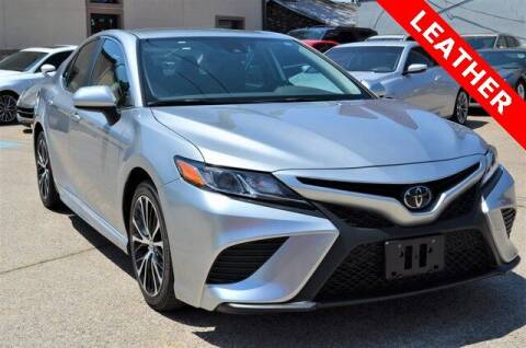 2020 Toyota Camry for sale at LAKESIDE MOTORS, INC. in Sachse TX