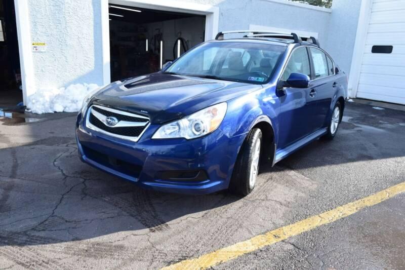 2011 Subaru Legacy for sale at L&J AUTO SALES in Birdsboro PA
