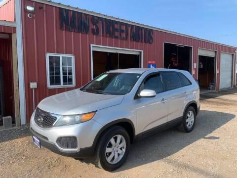 2011 Kia Sorento for sale at Main Street Autos Sales and Service LLC in Whitehouse TX