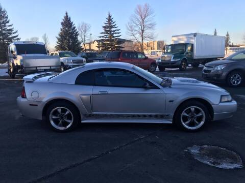 2003 Ford Mustang for sale at Crown Motor Inc in Grand Forks ND