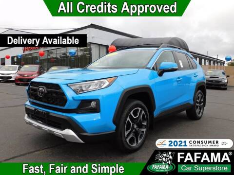 2019 Toyota RAV4 for sale at FAFAMA AUTO SALES Inc in Milford MA