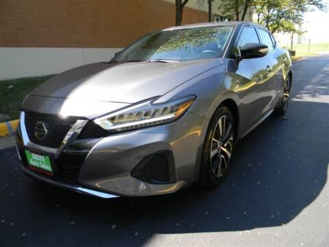 2021 Nissan Maxima for sale at Dasto Auto Sales in Manassas VA
