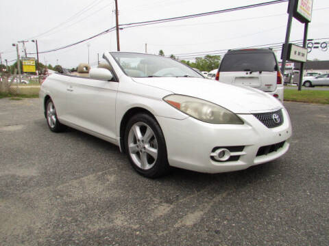 2008 Toyota Camry Solara for sale at Auto Outlet Of Vineland in Vineland NJ