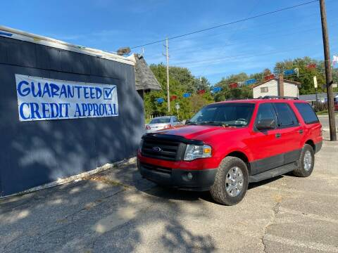 2010 Ford Expedition for sale at Heely's Autos in Lexington MI