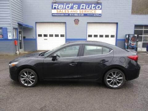 2018 Mazda MAZDA3 for sale at Reid's Auto Sales & Service in Emporium PA