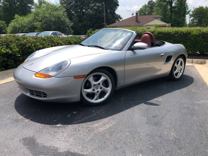 1999 Porsche Boxster for sale at European Performance in Raleigh NC