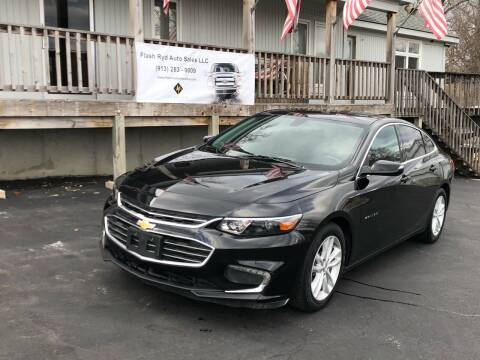 2016 Chevrolet Malibu for sale at Flash Ryd Auto Sales in Kansas City KS