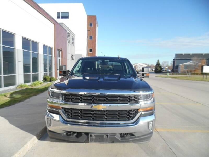 2017 Chevrolet Silverado 1500 4x4 LT 4dr Crew Cab 5.8 ft. SB - West Fargo ND