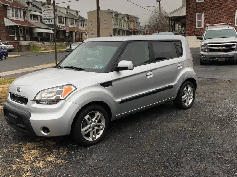 2010 Kia Soul for sale at Centre City Imports Inc in Reading PA
