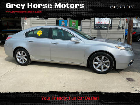 2012 Acura TL for sale at Grey Horse Motors in Hamilton OH