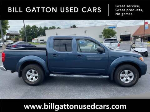 2013 Nissan Frontier for sale at Bill Gatton Used Cars in Johnson City TN