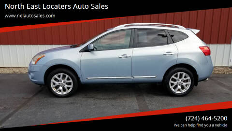 2011 Nissan Rogue for sale at North East Locaters Auto Sales in Indiana PA